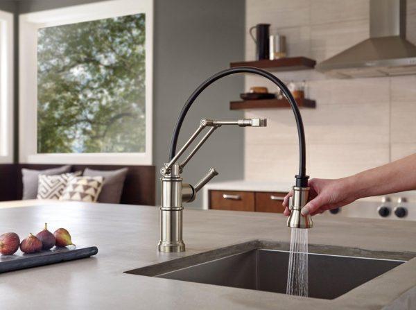 Best Brizo Kitchen Faucets1