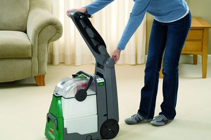 Top 9 Best Carpet Steam Cleaners On The