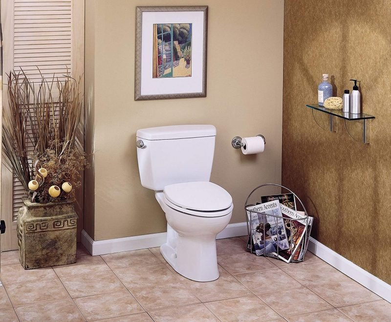 Best Comfort Height Toilets