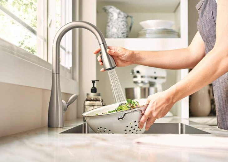 Best Moen Faucets To Buy In 2020 - Top 5 Rated Reviews
