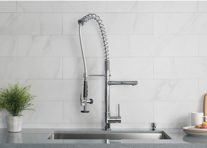 Kraus KPF-1602 Pull-Down Kitchen Faucet Review