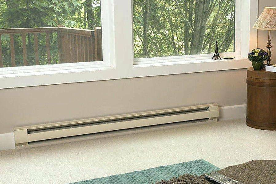 electric heater baseboard