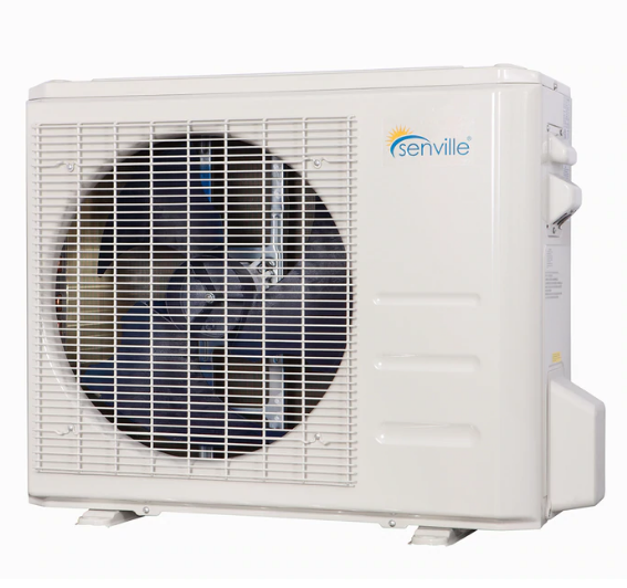 smallest air conditioner review
