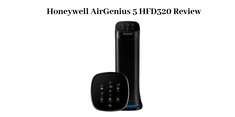 Honeywell airgenius 5 hfd320