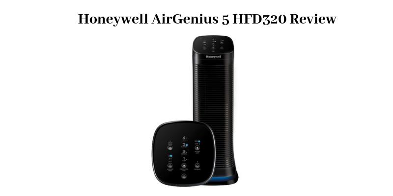 Honeywell airgenius 5 hfd320