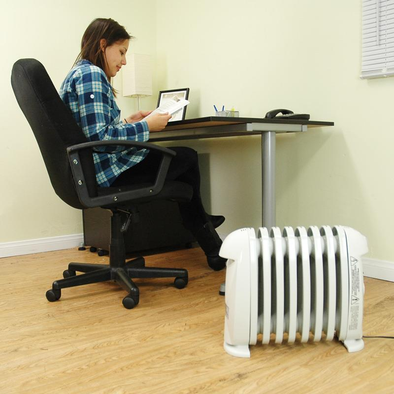 Oil Filled Heater review