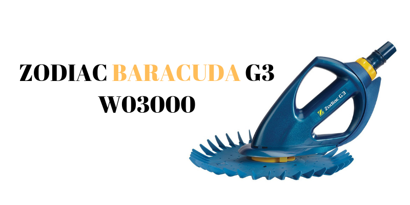 Zodiac Baracuda G3 W03000
