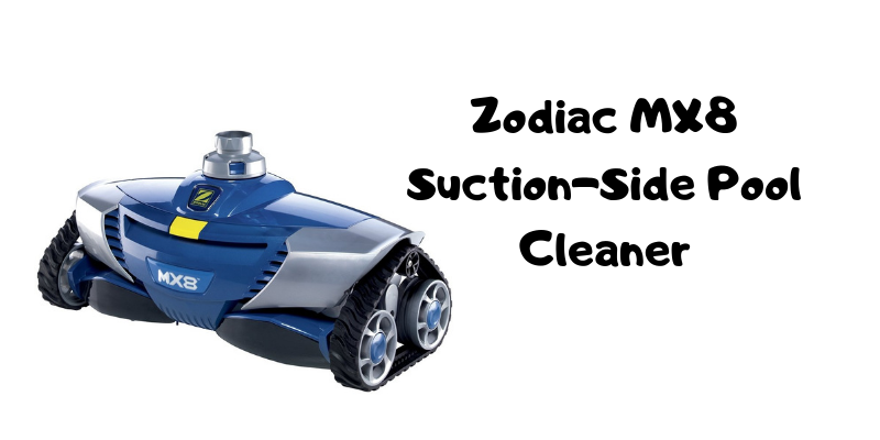 Zodiac MX8 Suction-Side Pool Cleaner