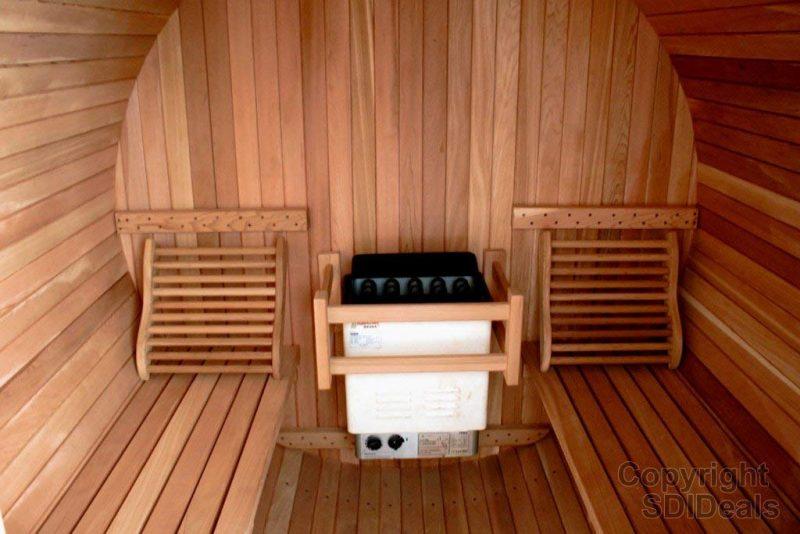 Best Outdoor Saunas