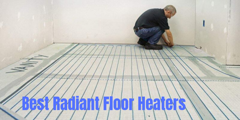 40 sqft 120V Electric Radiant Warm Floor Heat Mat Bathroom Kitchen Tile Heating