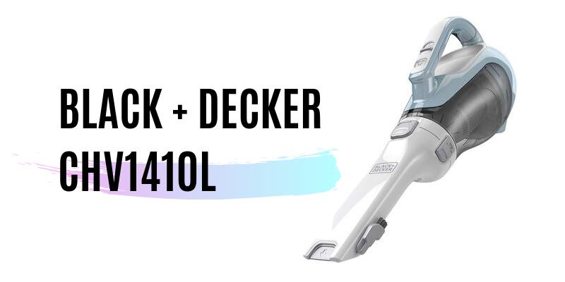 Black + Decker CHV1410L Review