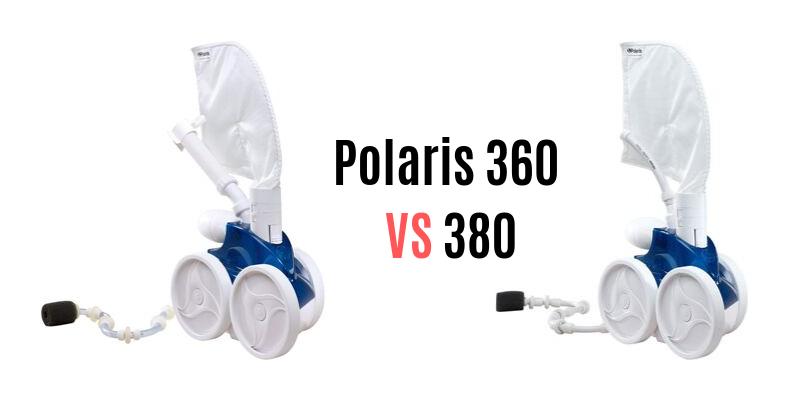 Polaris 360 vs 380 Review