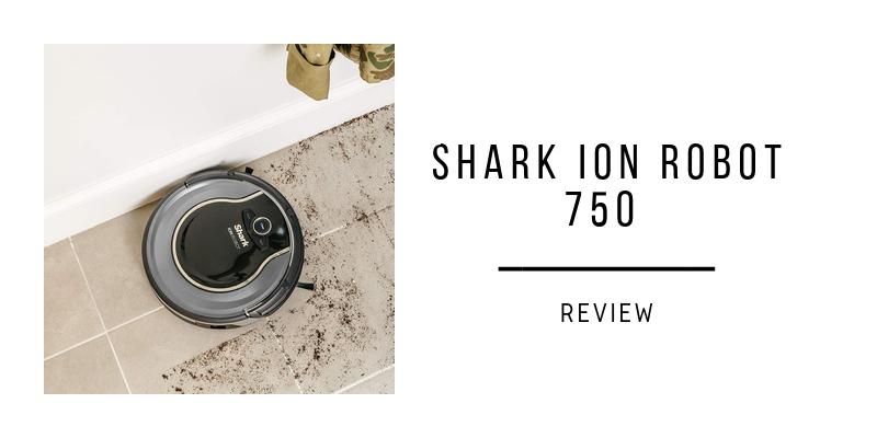 Shark ION Robot 750 Review