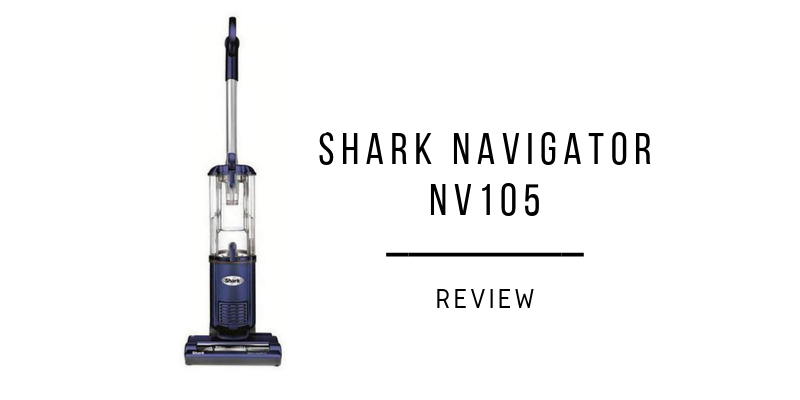Shark Navigator NV105 Review