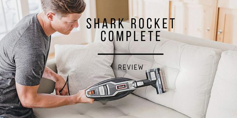 Shark Rocket Complete