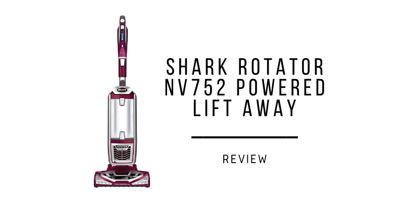 Shark Rotator NV752 Powered Lift Away