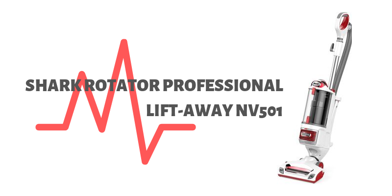 Shark Rotator Professional Lift-Away NV501