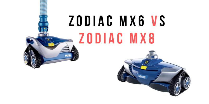 Zodiac MX6 VS Zodiac MX8
