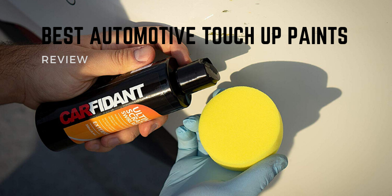 Best Automotive Touch Up Paints