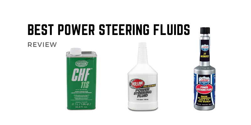 Best Power Steering Fluids