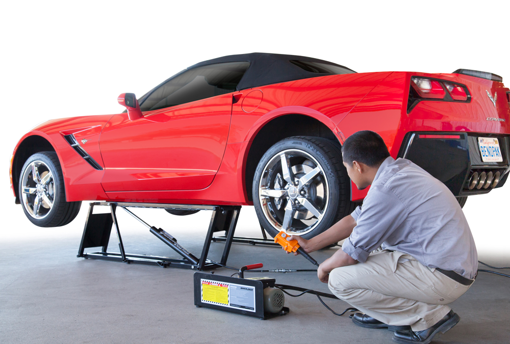vehicle lifts for home garages