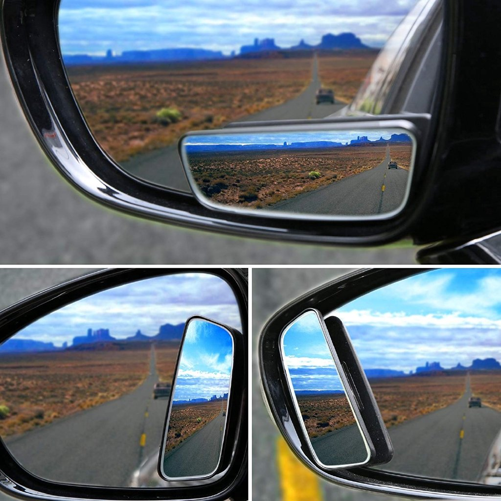 wide angle mirrors