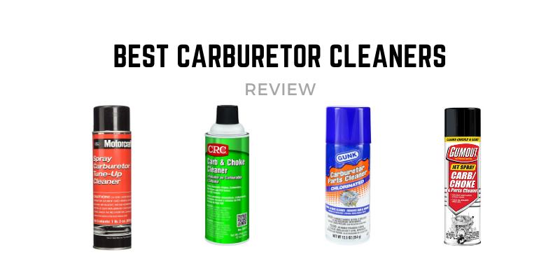 Los mejores limpiadores de carburador