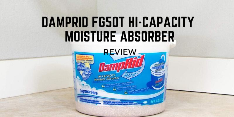 DampRid FG50T Hi-Capacity Moisture Absorber