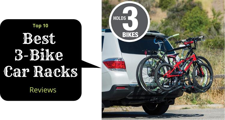 Best 3-Bike Car Racks