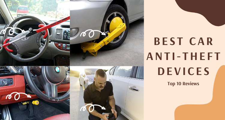 Best Car Anti-Theft Devices