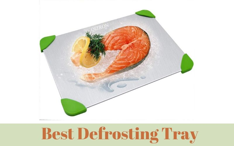 best defrosting tray
