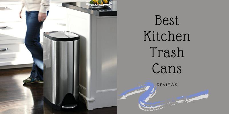 best kitchen trash cans