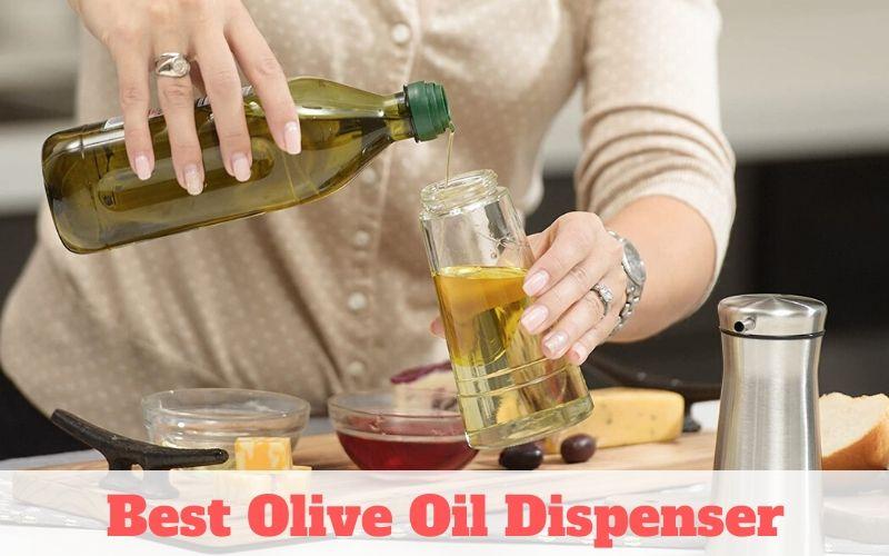 best olive oil dispenser
