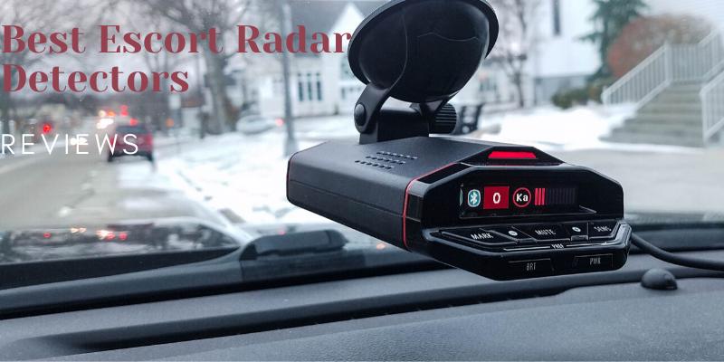 escort radar detectors