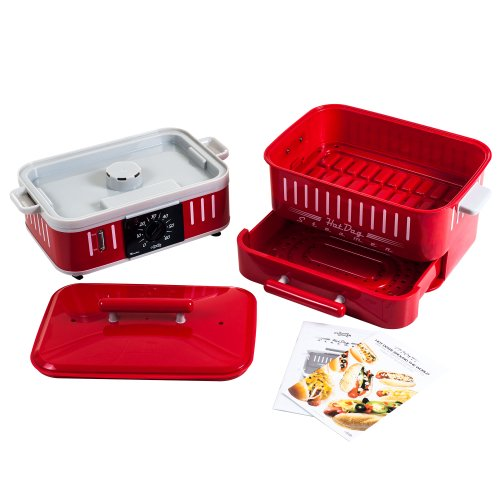 hot dog cookers