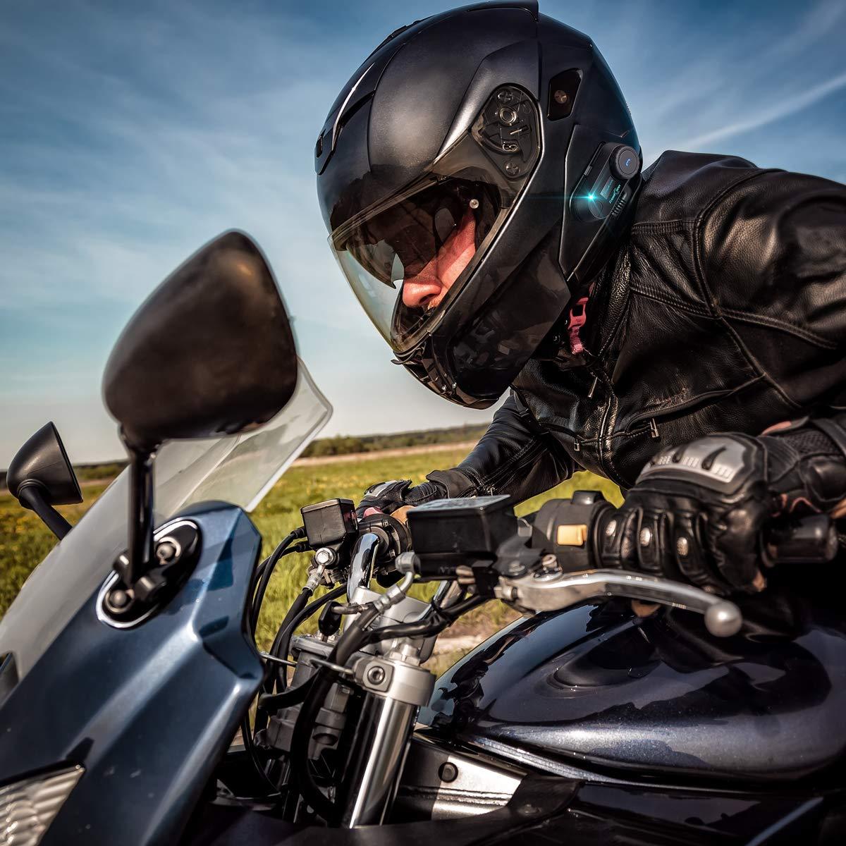 Top 10 Best Motorcycle Helmet Speakers 2021 Reviews & Buying Guide