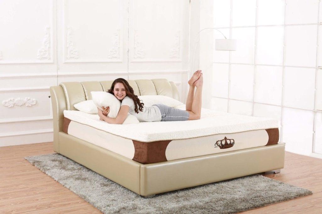 rv mattress short queen