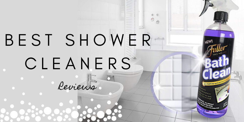 shower cleaners