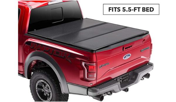 Tri-Fold Truck Bed Tonneau Covers