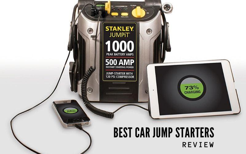 Best Car Jump Starters