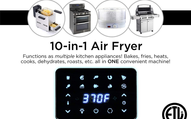 Best Countertop Convection Oven Function
