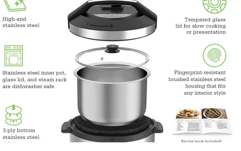 Best Electric Pressure Cooker Construction