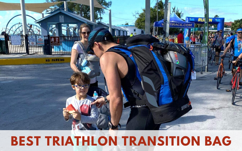 Best Triathlon Transition Bag