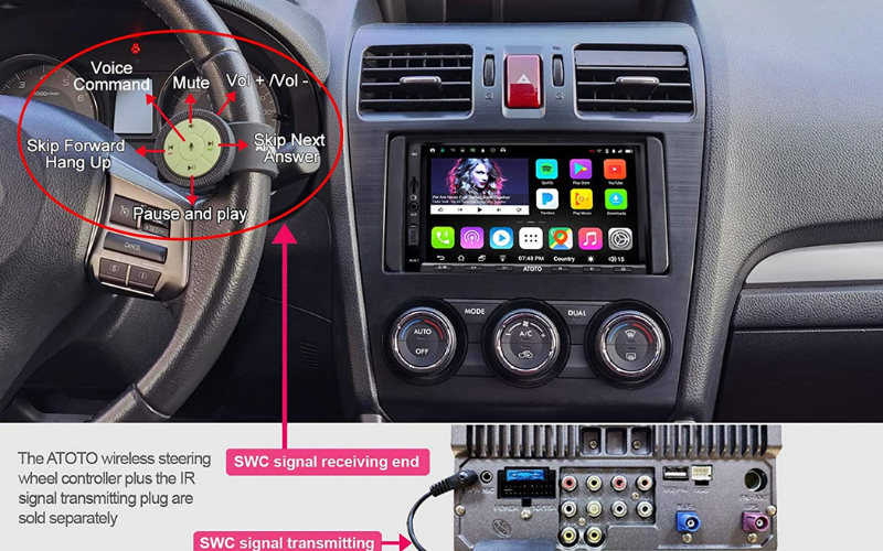 Double Din Head Units