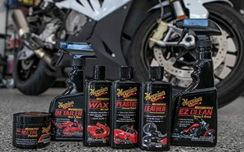 motorcycle cleaners