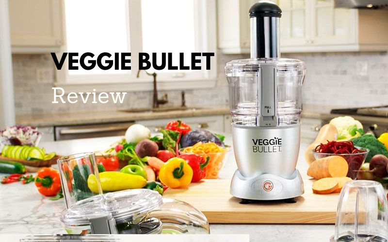 veggie bullet review