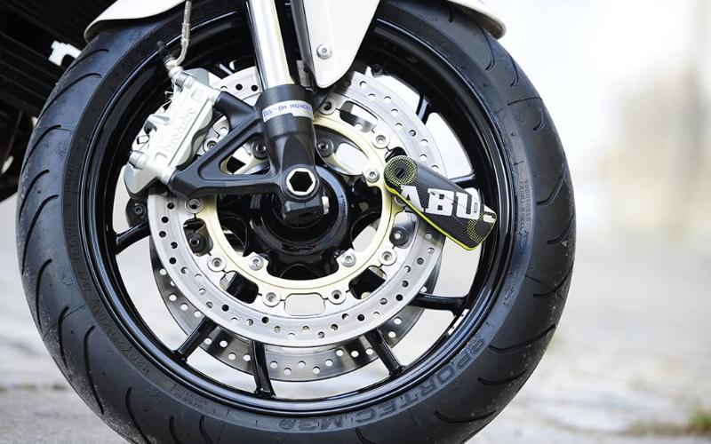 motorcycle disc locks