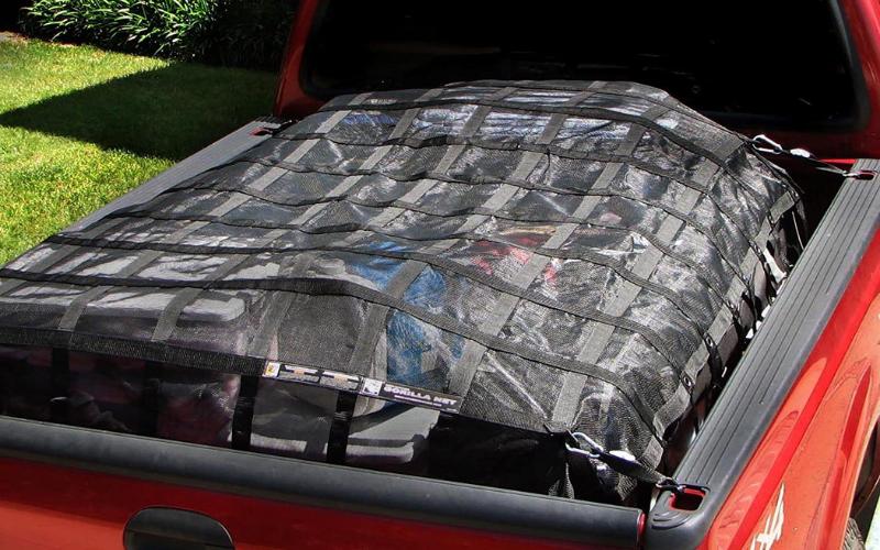 best cargo nets for trucks