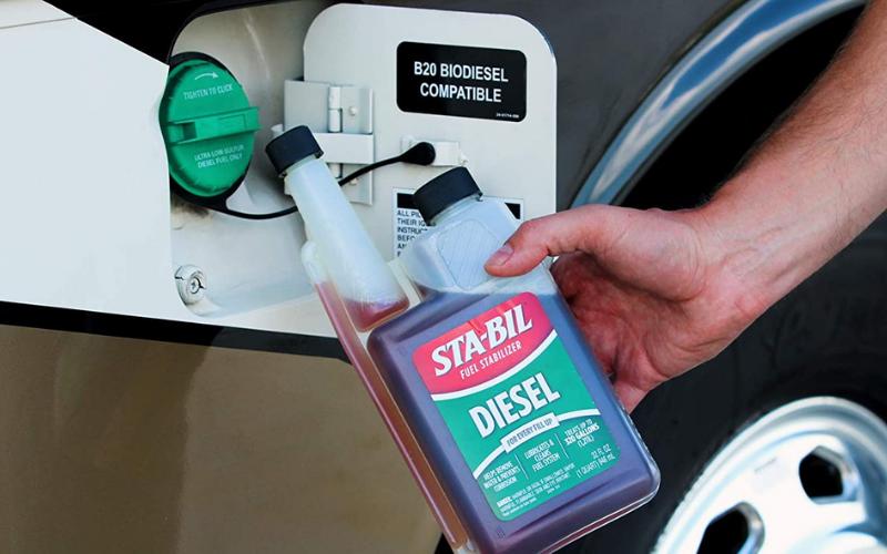 best diesel fuel additives