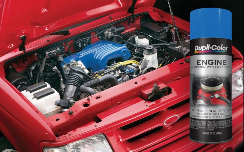 best engine enamel paints